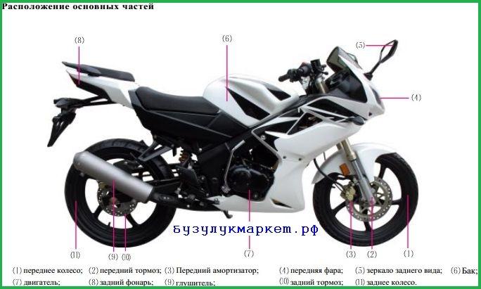 Мотоцикл Wels Superior, фото