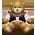 И плюшевых медведей!