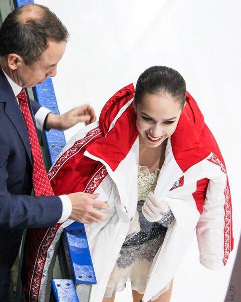 Алина Ильназовна Загитова-2 | Олимпийская чемпионка - Страница 6 D8hDF