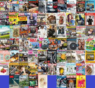 Download Assorted Magazines - March 30 2018 (True PDF) Torrent