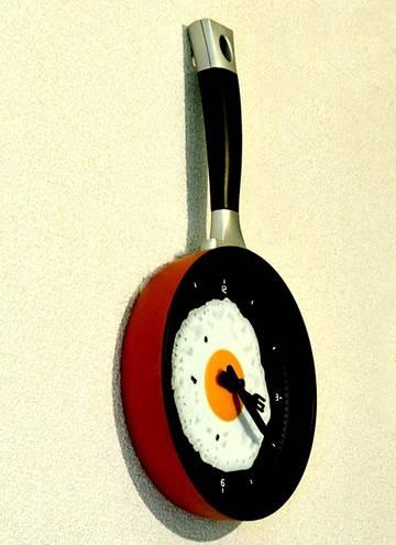 TinyDeal: Часы с яичницей