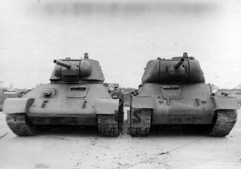 Т-43 - средний танк (1942 г.), опытный MQtlj