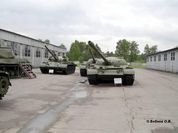 «Объект 140» - опытный средний танк RZqnp
