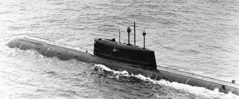 Авария АПЛ К-278 «Комсомолец» в Норвежском море 7 апреля 1989 г. VjqOY
