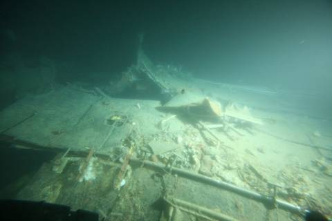 Проект 685 «Плавник» - опытная глубоководная торпедная атомная подводная лодка WTM6A