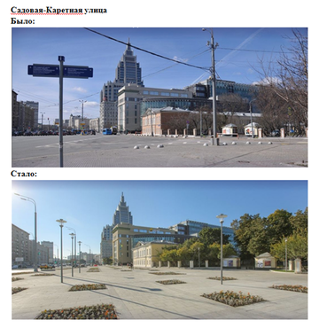 Москва меняет облик: теперь на Садовом кольце комфортно и автомобилист