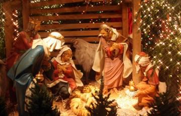 С Рождеством Христовым, католическим