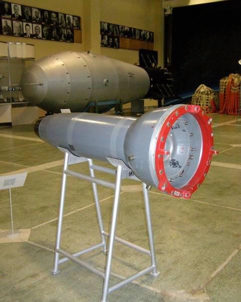 Ядерный боеприпас «83» - боевой блок баллистической ракеты Р-27У комплекса Д-5У. ELBOK