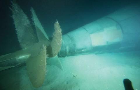 Проект 685 «Плавник» - опытная глубоководная торпедная атомная подводная лодка HZ1ld