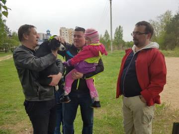 Путешественница Туся (при рождении Корона России Рене - энтлебухер)