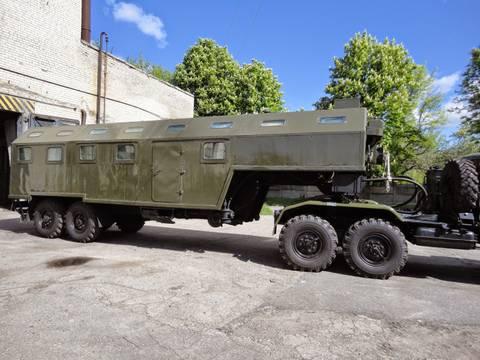АХБ-2,5 - блок хлебопекарный автомобильный R1XmT
