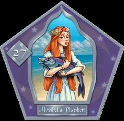#27 Мирабелла Планкет