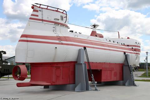 Проект 1832 «Поиск-2» - глубоководный аппарат XSVHU