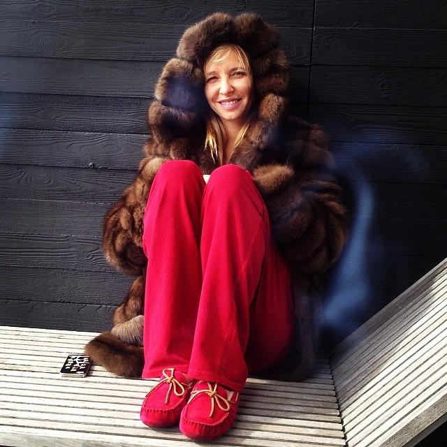 Татьяна Навка в соцсетях-2014-2015 - Страница 2 WshQW