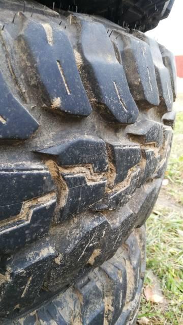 Продам шиныMarshal Road Venture 31x10.5 R15 на дисках под 6 шпилек